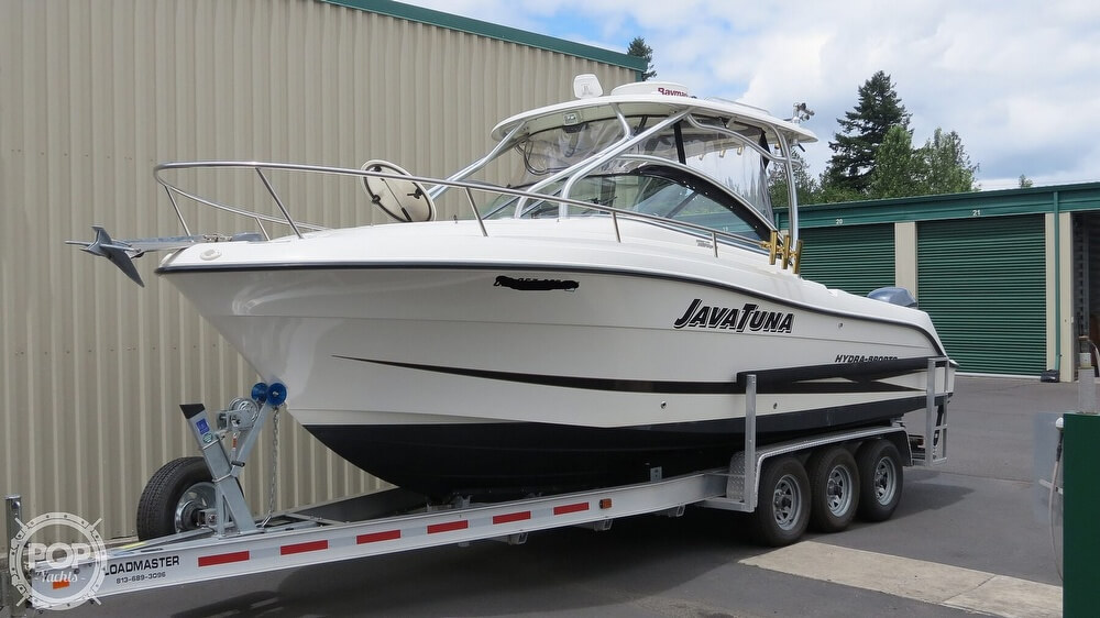 Hydra-Sports 2500VX 2007 Hydra-Sports 2500VX for sale in Fairview, OR