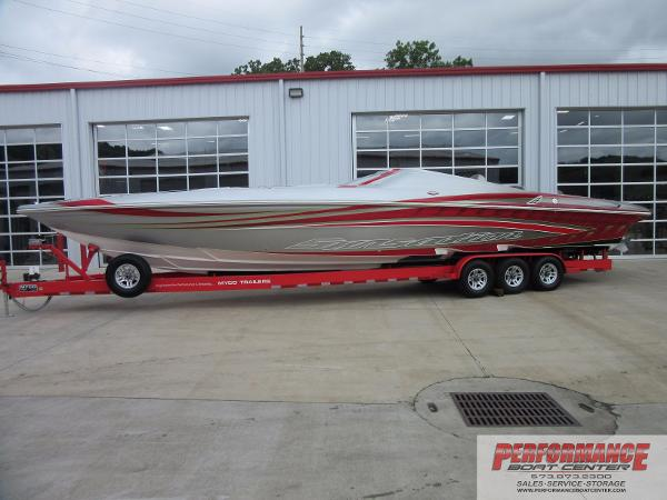 Sunsation Powerboats F4