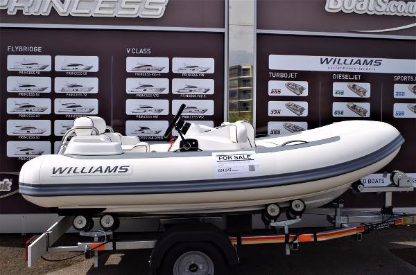 Williams Turbojet 285s 100HP