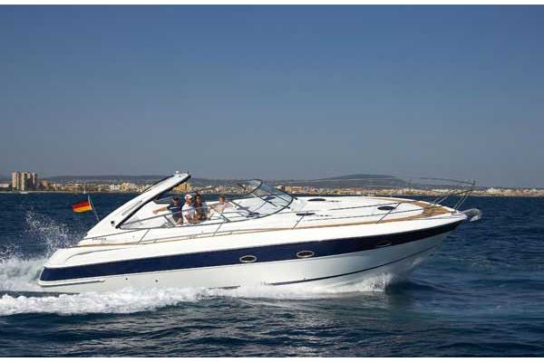 Bavaria Motor Boats 37 Sport Manufacturer Provided Image