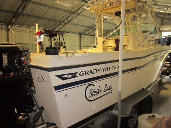 Grady-White 22 Seafarer