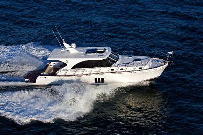 Explorer Motor Yachts Hudson Bay 50 Sedan Manufacturer Provided Image
