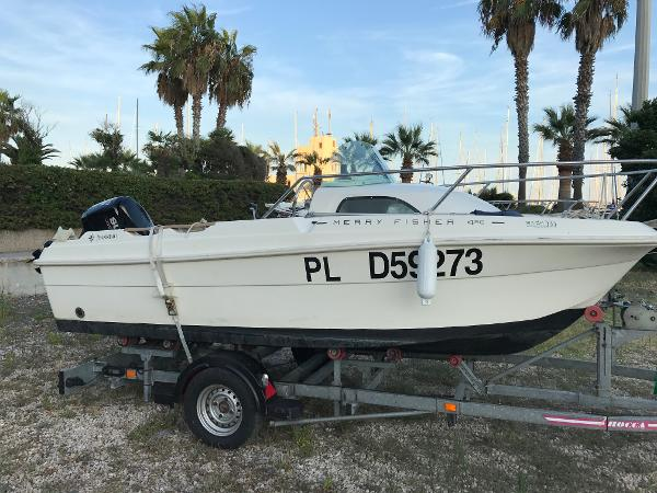 Jeanneau Merry Fisher 480 HB