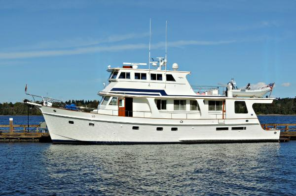 Grand Banks 72 Motor Yacht CHRISTINA