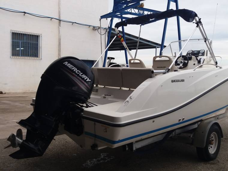 Quicksilver Quicksilver Activ 675 Open
