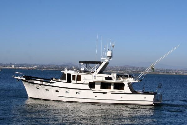 Fleming Pilothouse Motoryacht