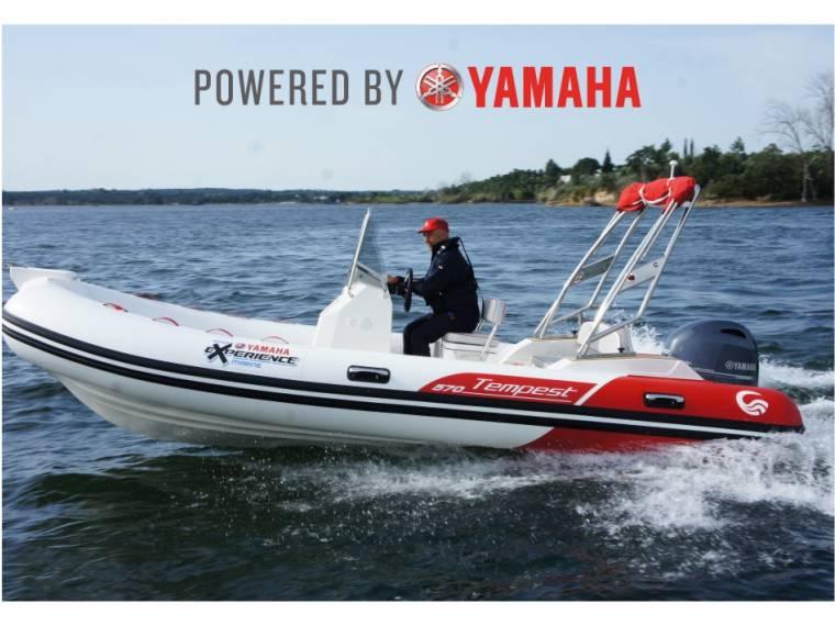 CANTIERI CAPELLI Capelli Tempest 570 Yamaha Experience