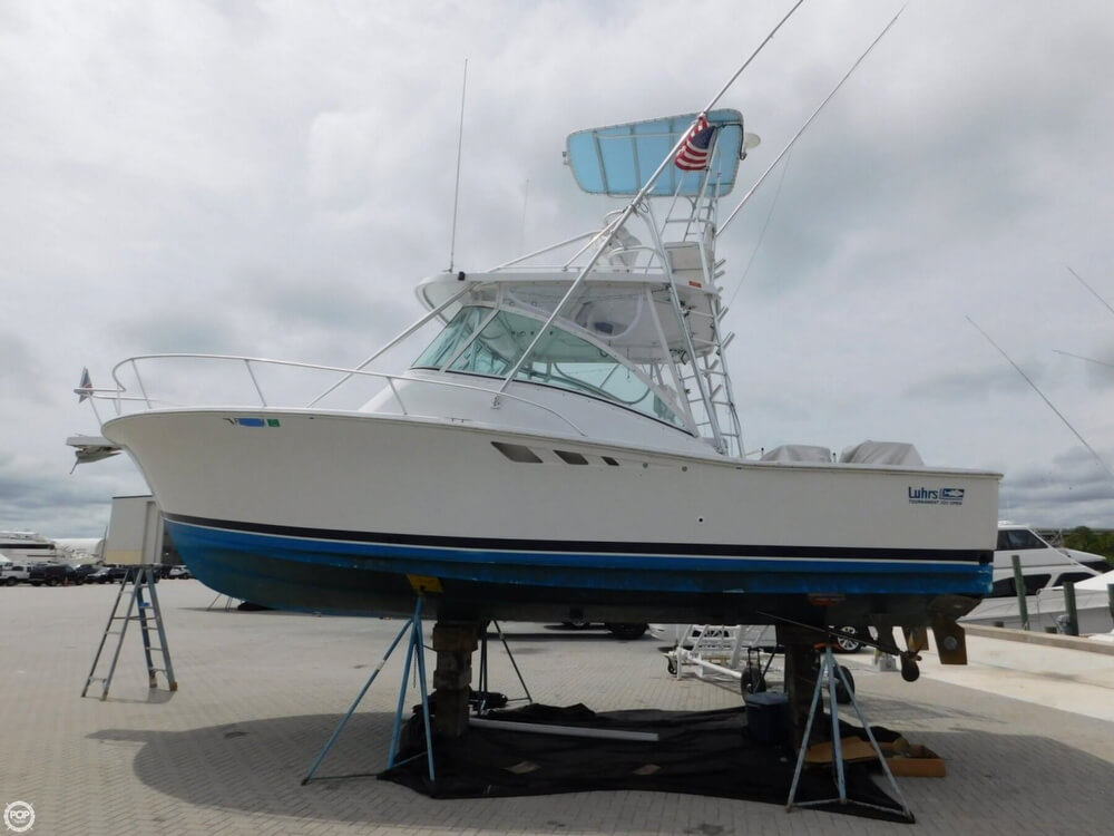 Luhrs 320 Tournament Open 1998 Luhrs 320 Tournament Open for sale in Stuart, FL