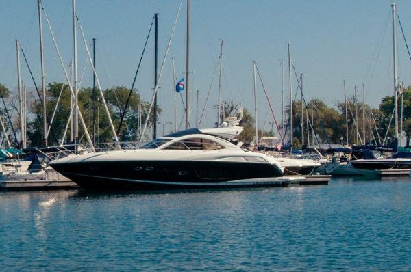 Sunseeker Portofino 48 Profile
