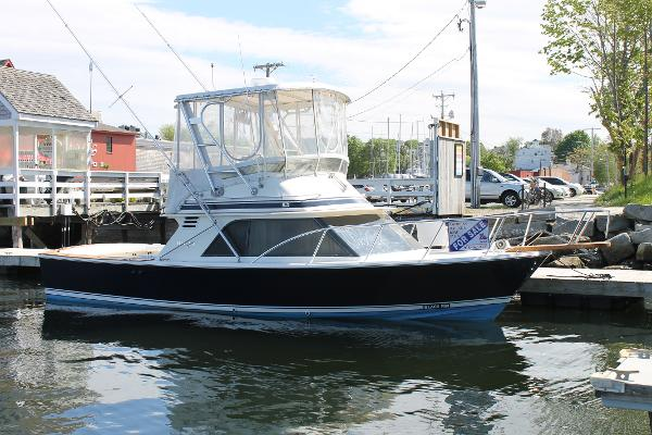 Blackfin 32 Flybridge
