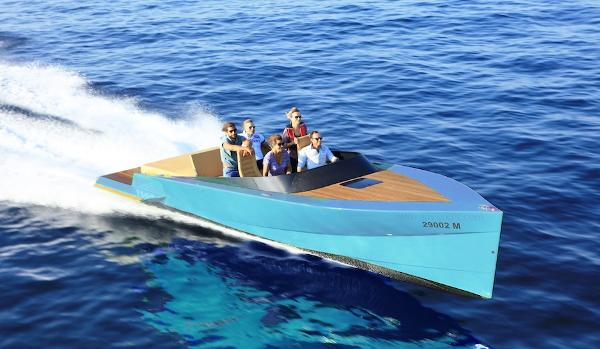 SAY 29 Runabout Carbon SAY 29 Runabout