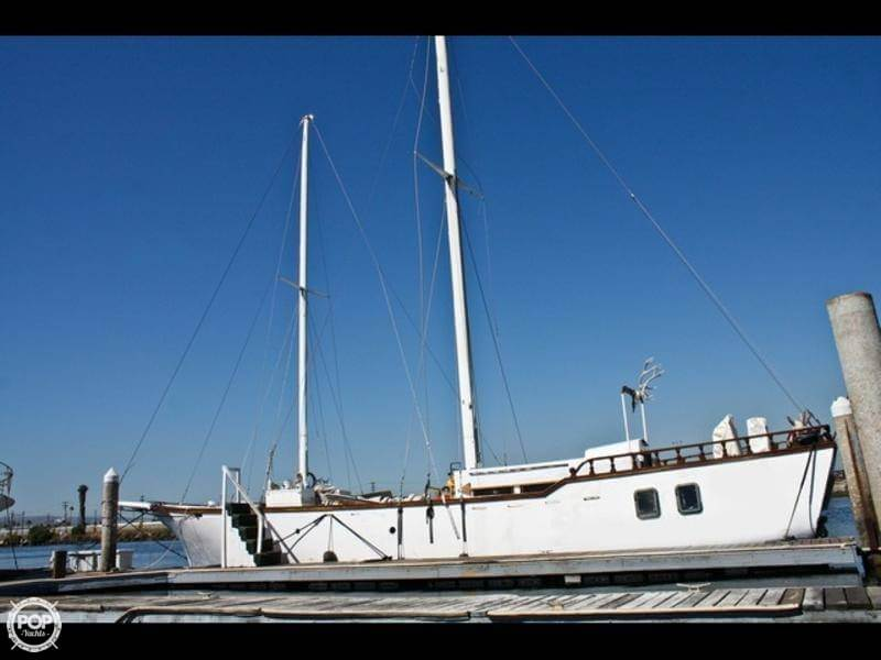 Murray Peterson 65 Coastal Schooner 2002 Peterson 65 for sale in Wilmington, CA
