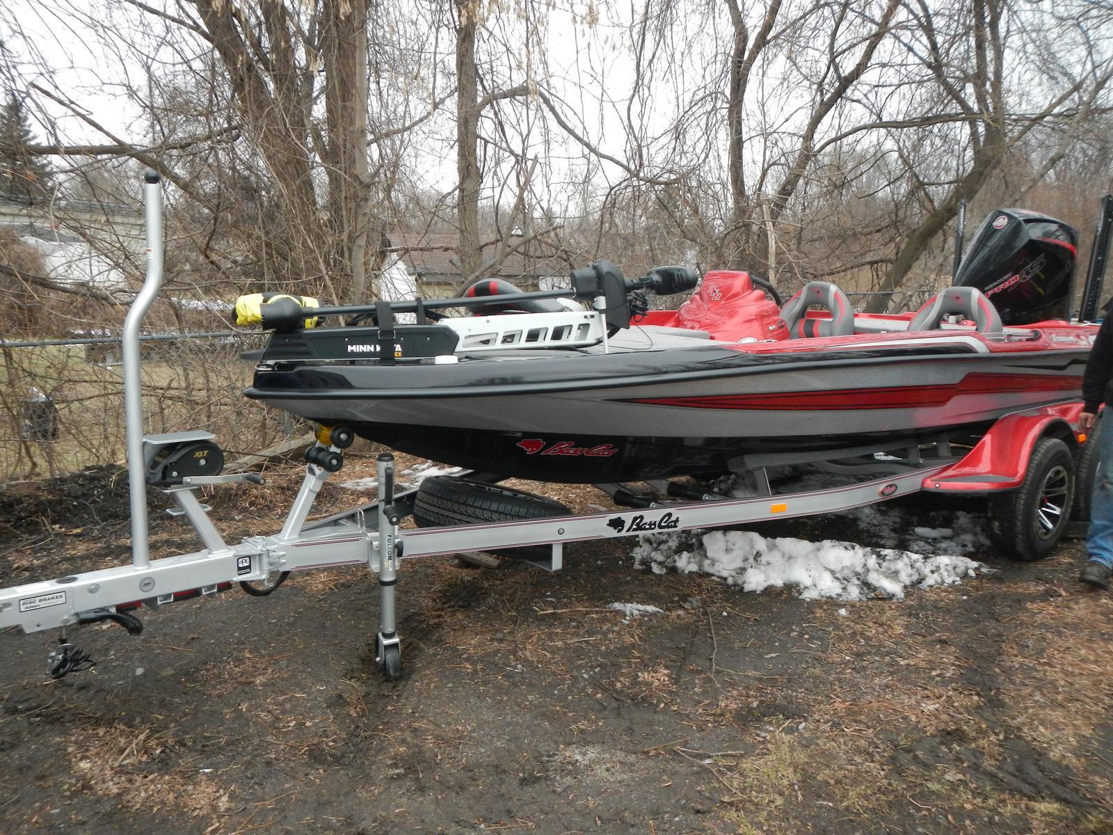 Bass Cat Boats Puma SP