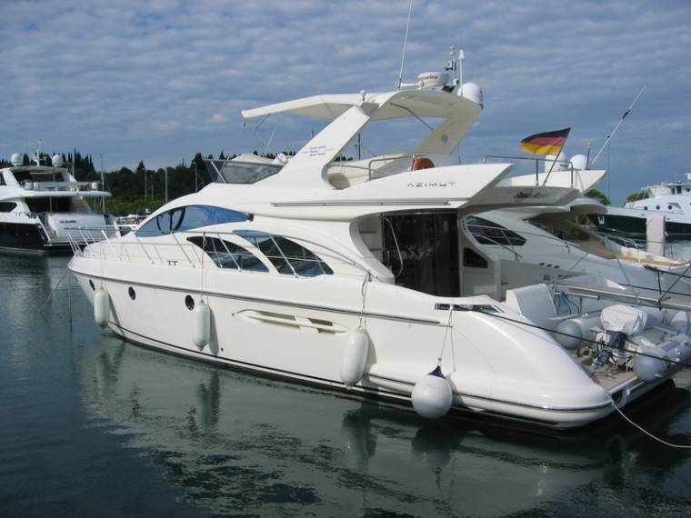 Azimut Azimut 50 Fly 2KabinenVersion