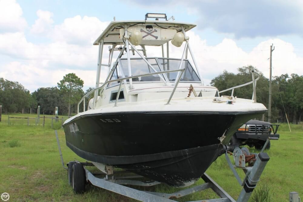 Angler 240 2000 Angler 240 for sale in Old Town, FL