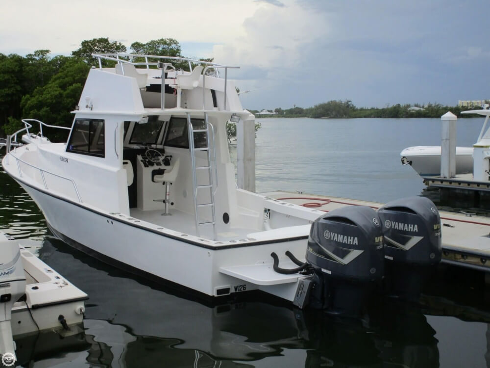 Crusader 34 Express Fisherman 2003 Crusader 34 Express Fisherman for sale in Miami, FL