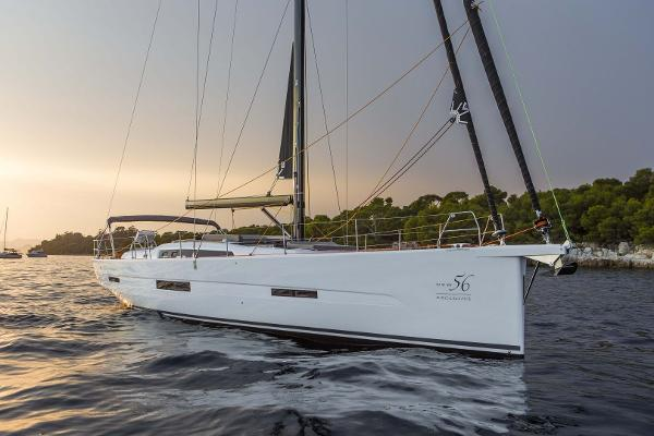 Dufour 56 Manufacturer Provided Image: Dufour Exclusive 56