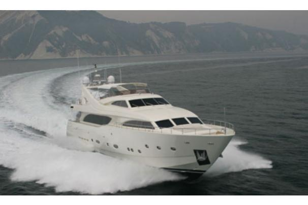 Ferretti Custom Line 112 Manufacturer Provided Image: 112