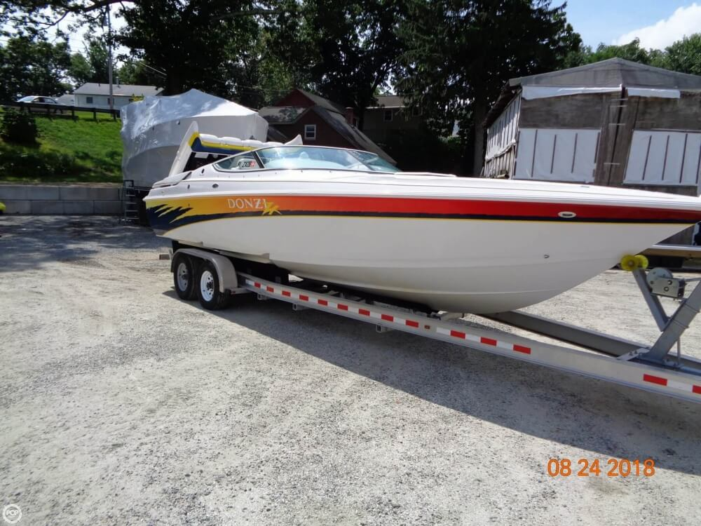 Donzi ZX 28 2003 Donzi ZX 28 for sale in Warwick, RI