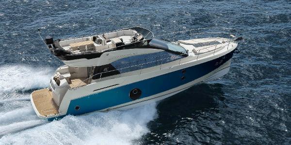 Beneteau Monte carlo 5 MC5 Nav profil