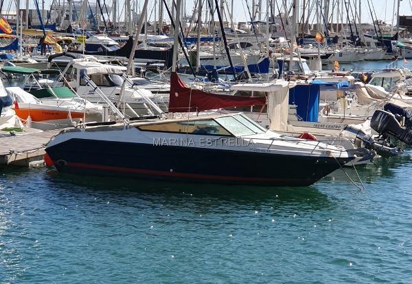 Motor Yacht Astilleros Rico Costero