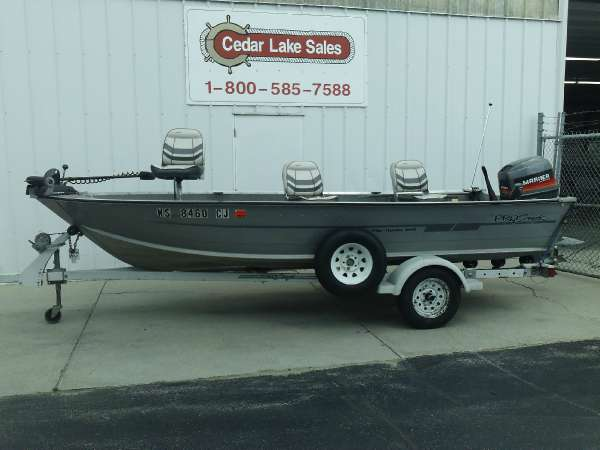 Pro Craft 160T PIKE HUNTER