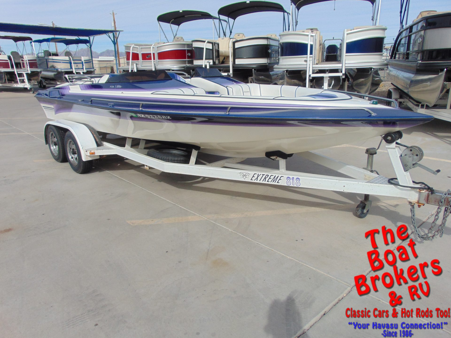 Carrera Boats 205 ELITE