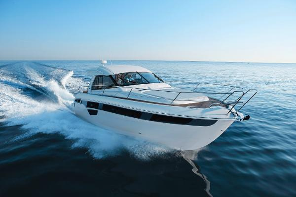 Bavaria S45 HT Manufacturer Provided Image: Bavaria Sport 450 HT