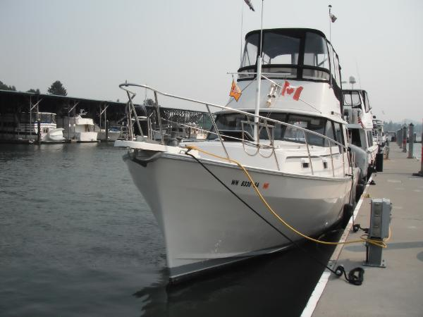 Mainship 34 MKIII