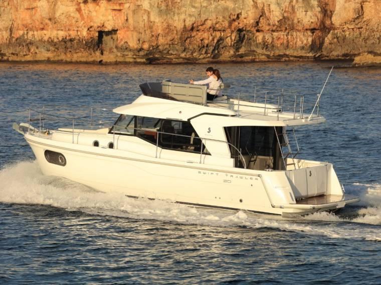 Beneteau Beneteau Swift Trawler 30 Nieuw