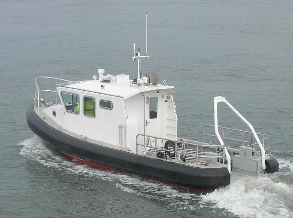 WORK BOAT - 2012 Work Boat - 2012