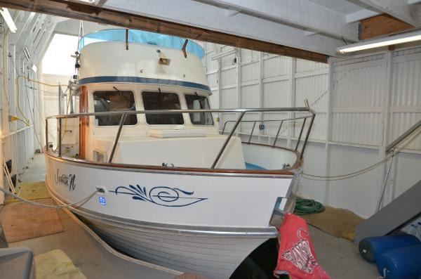 Camano Trawler 34 Judith M