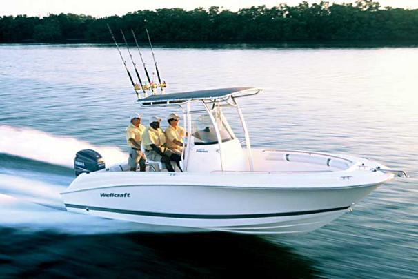 Wellcraft 232 Fisherman Manufacturer Provided Image