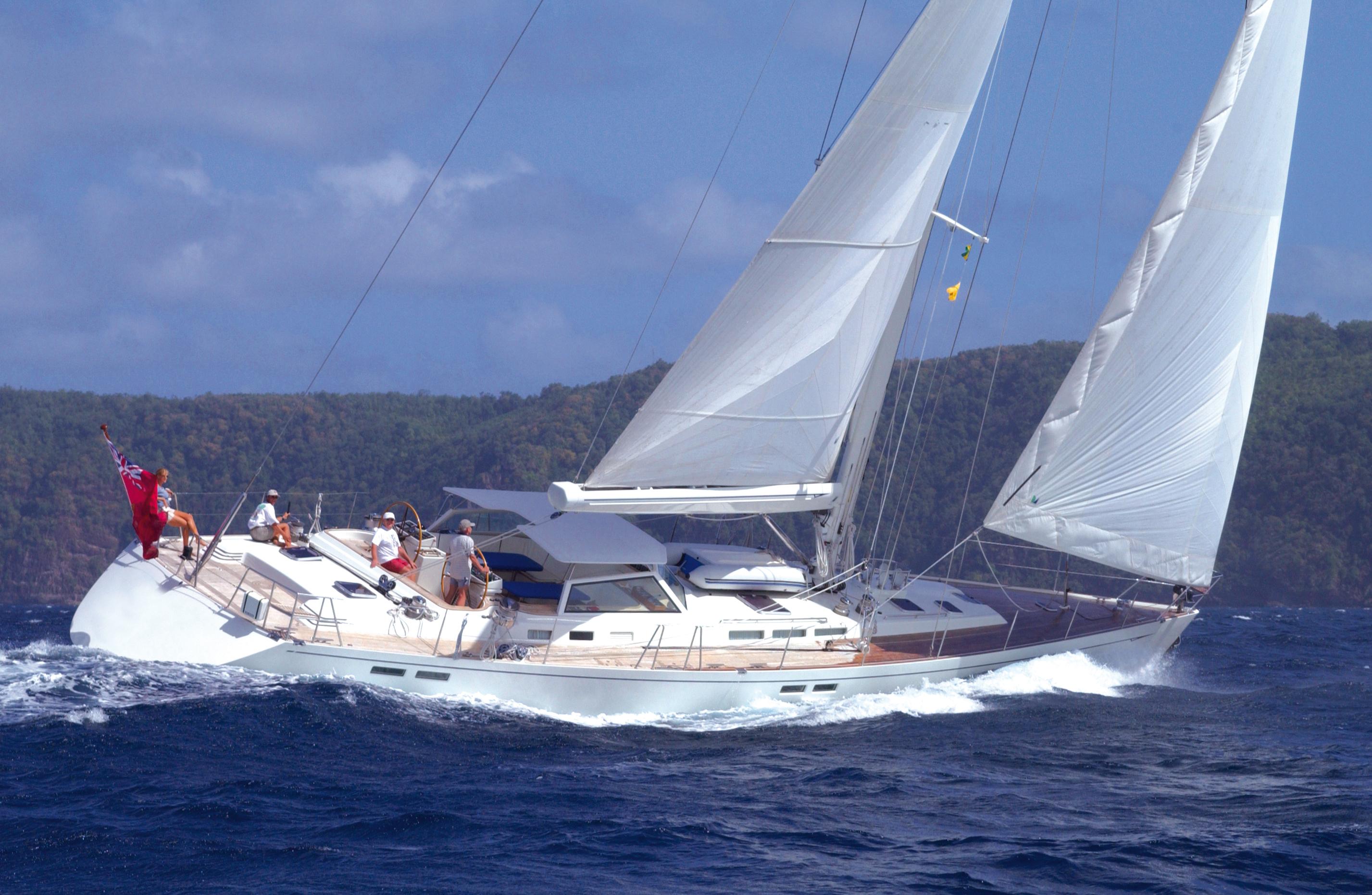 Marten Yachts Marten 80  Marten 80 - J/V - NIMROD