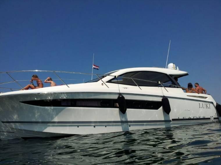 Jeanneau Jeanneau Leader 10 Motor boat