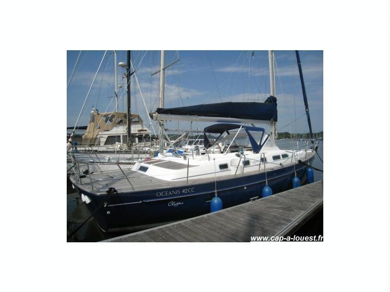Beneteau BENETEAU OCEANIS 42 CC EC41267