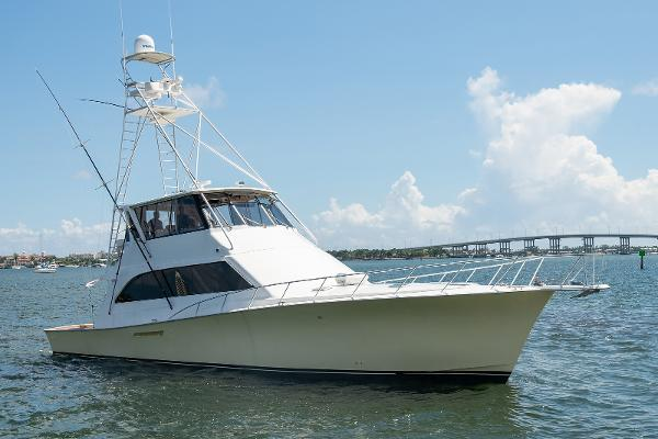Ocean Yachts 66 CONVERTIBLE