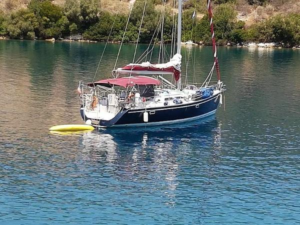 Catalina 40