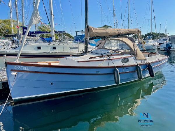 Swallow Yachts Bay Cruiser