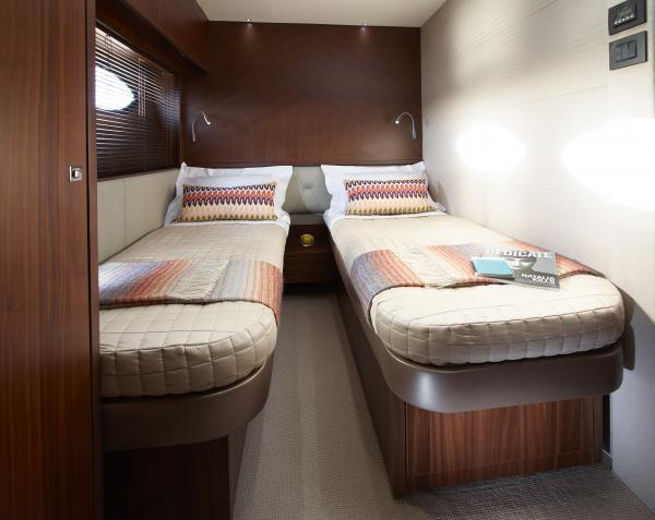Princess Flybridge 82 Motor Yacht Twin Cabin