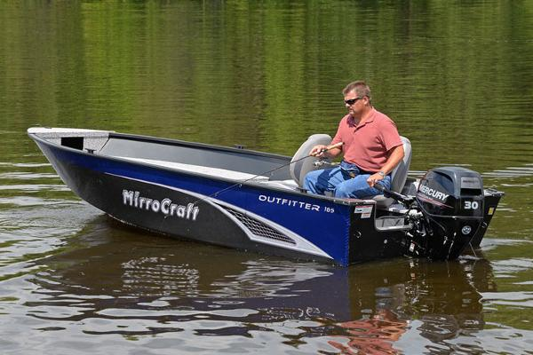 MirroCraft 165T Outfitter
