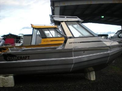Stabicraft 1850 Supercab X1