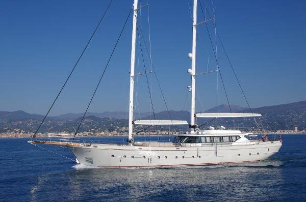 CNT Castagnola Lavagna Schooner Schooner - YEAR 2012 - Timone Yachts Dealer