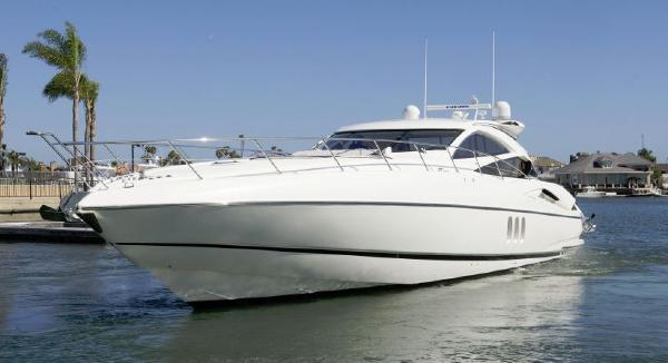 Sunseeker Predator 68 Profile bow