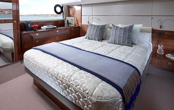 Princess Flybridge 60 Motor Yacht Master Cabin