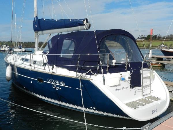 "Beneteau Oceanis Clipper 423 ""Mugglehunter"""