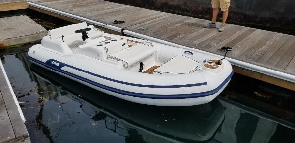 AB Inflatables 380 Jet Boat