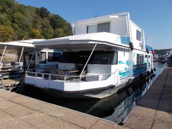 Stardust Cruisers 18 x 65 Houseboat