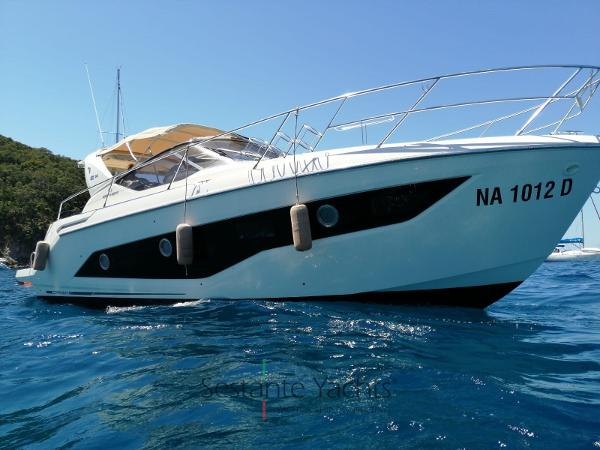 Cranchi Z 35 Sestante Yachts - Cranchi Z35 anno 2012 (12)