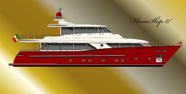 Custom Florioship 87